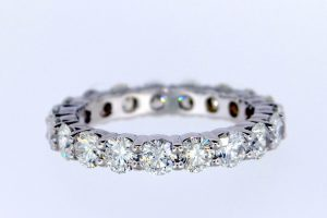 Katz Jewelry Eternity Band