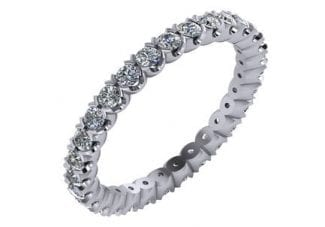 Custom Prong set Diamond Ring 3