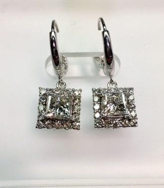 diamond earings new york