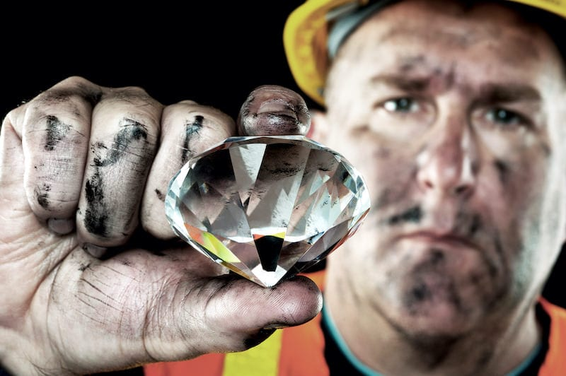 Diamond Miner