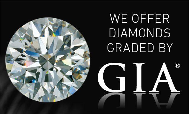 Diamonds by GIA